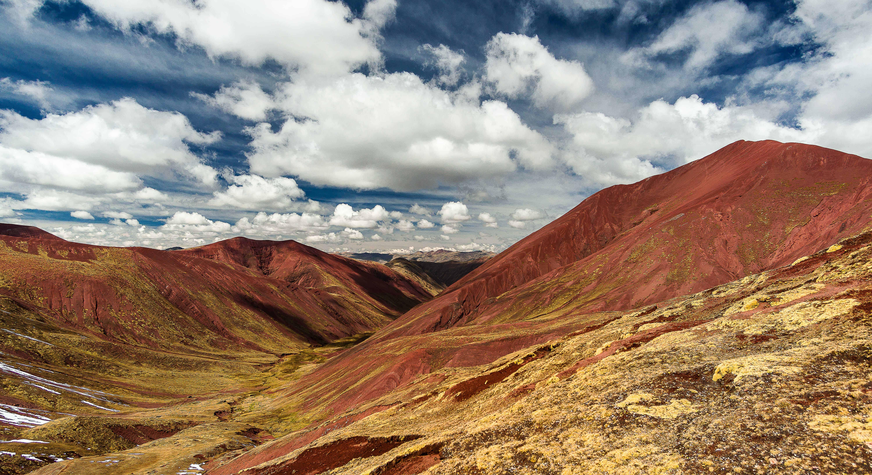 Vallée Rouge au Pérou