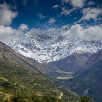 Salkantay-Machu Picchu
