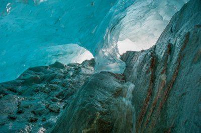 Dans le Glacier des Bois